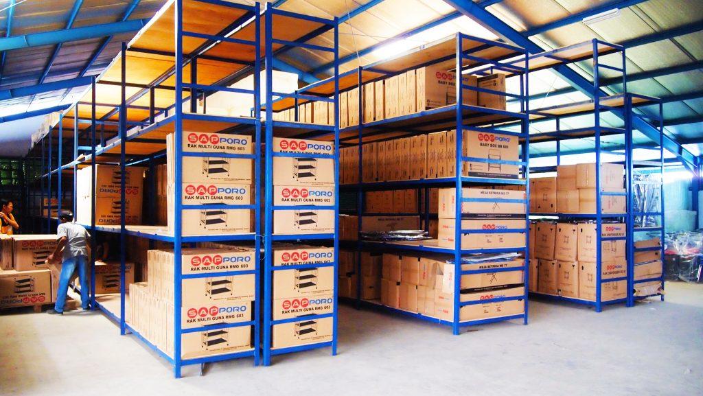 Gudang PT Industri Furniture 1