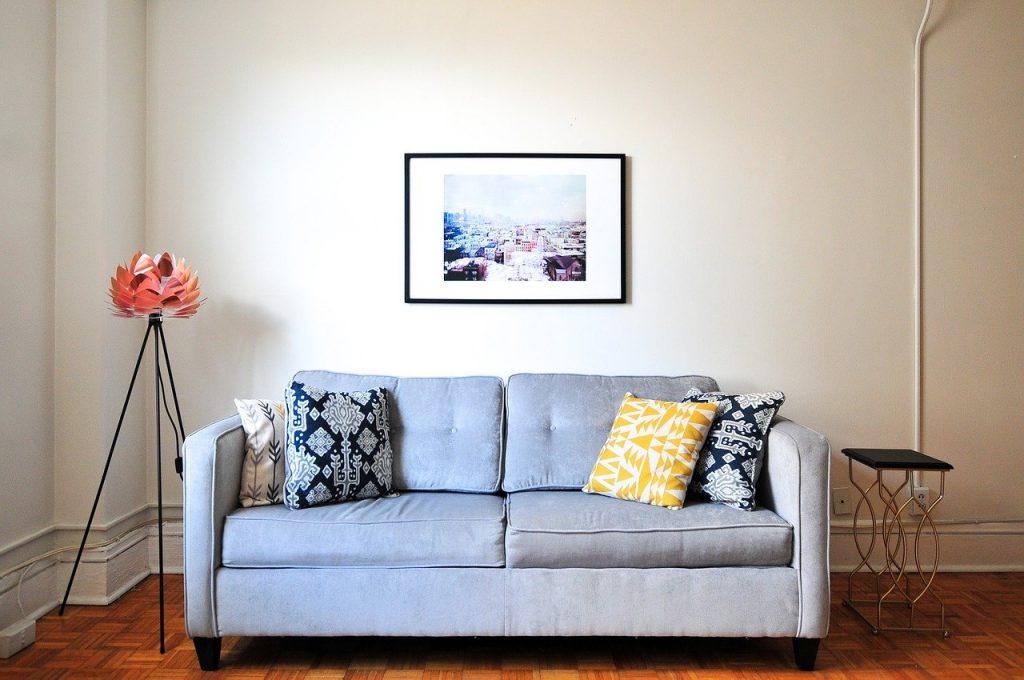 Furniture Ruang Tamu Minimalis Modern